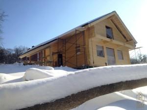 17-Строительство Almog Венский Дом