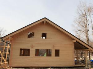 Almog Венский Дом Строительство 11