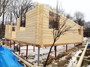 Almog Венский Дом Строительство 15